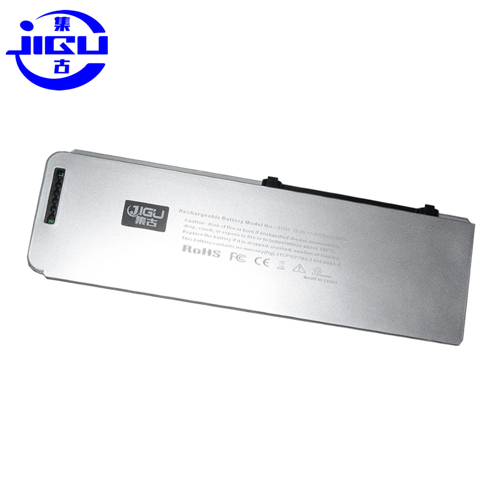 JIGU Için Laptop Batarya Apple MacBook Pro 15 A1281 A1286 (2008 Version) MB772 MB772 */A MB772J/Bir MB470J/Bir MB471X/A